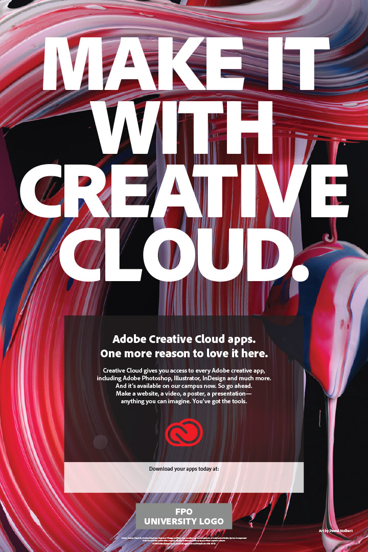Make It With Creative Cloud